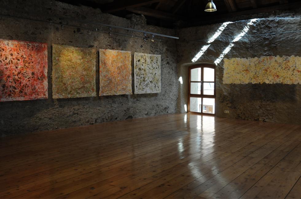 Rauminstallation Von Vicenza nach Vendig